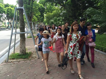 Hanoi to have more pedestrian streets