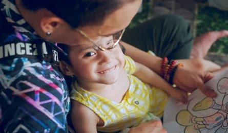 Where love blooms for abandoned children