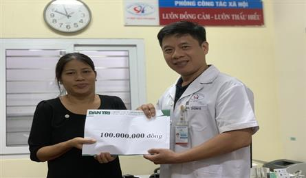 Hospital and kind readers help treat ill husband and wife