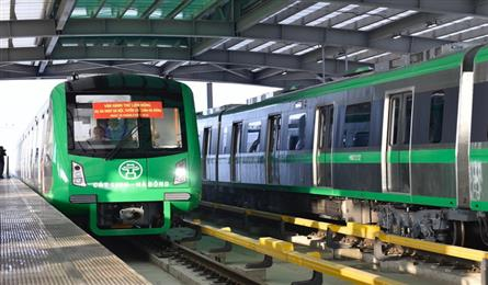 Many violations uncovered at Cat Linh-Ha Dong metro project