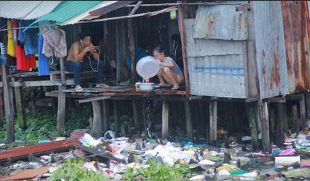 HCM City still suffers from polluting canals