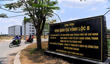 HCM City fails to find solutions to housing supply problem
