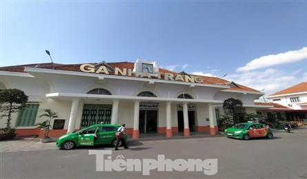 Nha Trang Train Station to relocated
