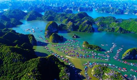Hai Phong City relocates fish cages to preserve Cat Ba Islands