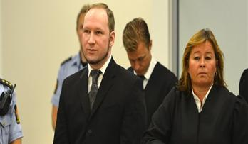 Norway killer is ruled sane and given 21 years in prison