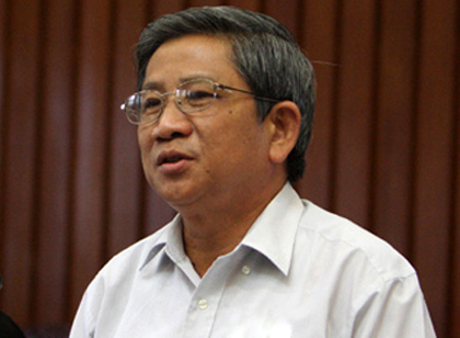 Prof. Nguyen Minh Thuyet says Duong Chi Dung's crime means destruction of the national economy