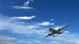 First direct flight to UK launched