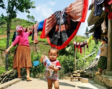 Danish-funded programme helps reduce poverty in mountainous areas