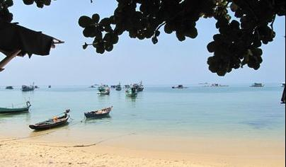 Bike trip to north Phu Quoc is great adventure