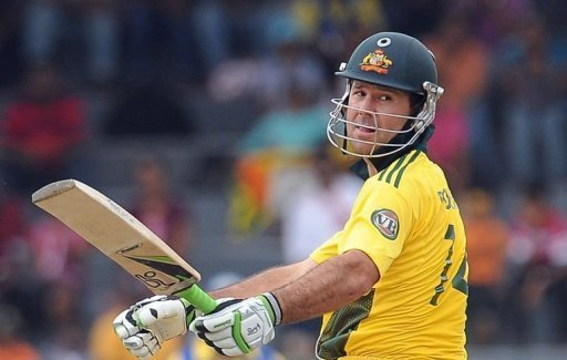 Ricky Ponting to bat on in Tests after ODI demise