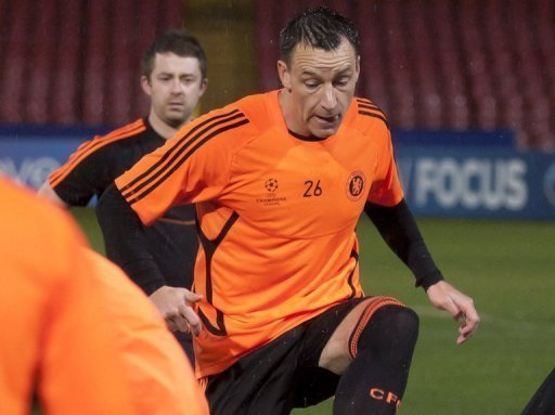 Terry blow means Chelsea defence must 'reorganise'
