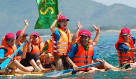 Economic difficulties make team building tourism demand increase