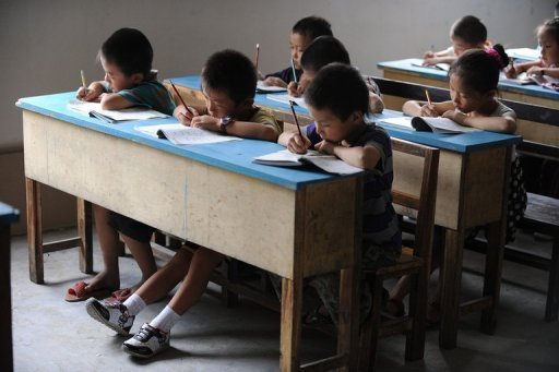 China starts to question strict schooling methods