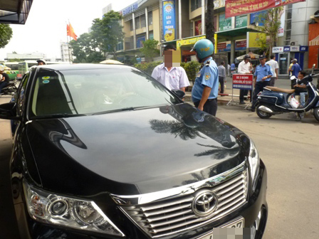 HCM City wants crackdown on Uber taxi services | DTiNews - Dan Tri