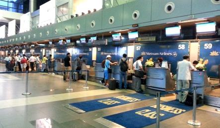 Vietnam Airlines wants to buy domestic terminal at Noi Bai airport