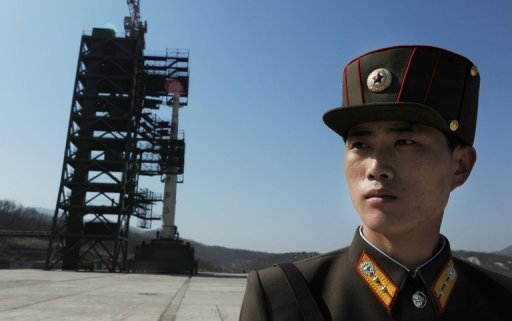 North Korea opens 5-day launch window for rocket
