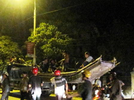 Thanh Hoa locals hopeful after protests | DTiNews - Dan Tri
