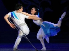 Disabled Chinese ballet dancers to hit Hanoi charity show