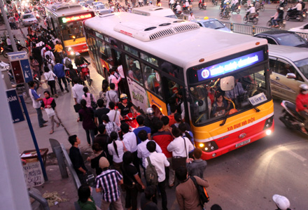 problems of the transportation system in vietnam One way to address this problem would be to this essay will be looking at how a free transportation system will be more public transport.