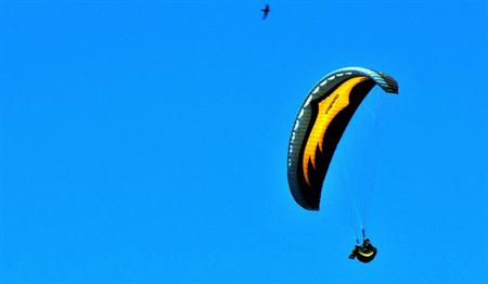 Paragliders to fly from Son Tra Peninsula