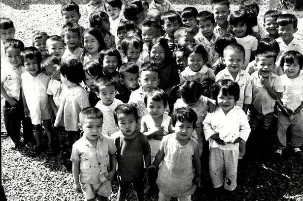Orphans from burning Saigon were flown to safety 40 years ago and they STILL have no past