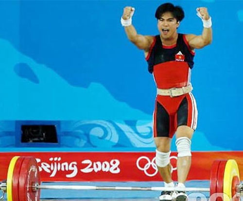 Vietnamese athletes recognized in world