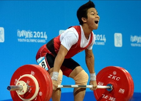 Vietnam to participate in IWF Youth World Championships