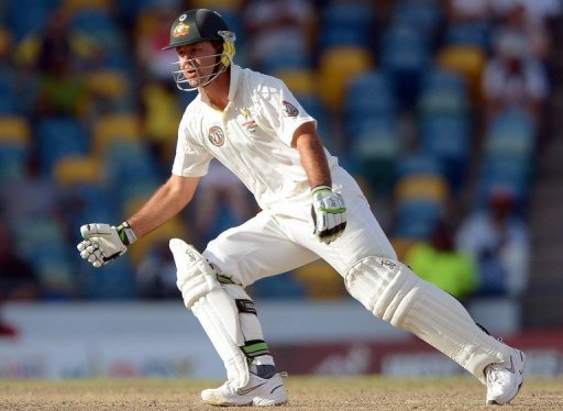 Cricket coach backs Ponting for Ashes