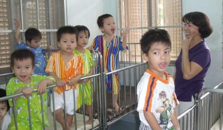 Thousands of children in HCM City need more care
