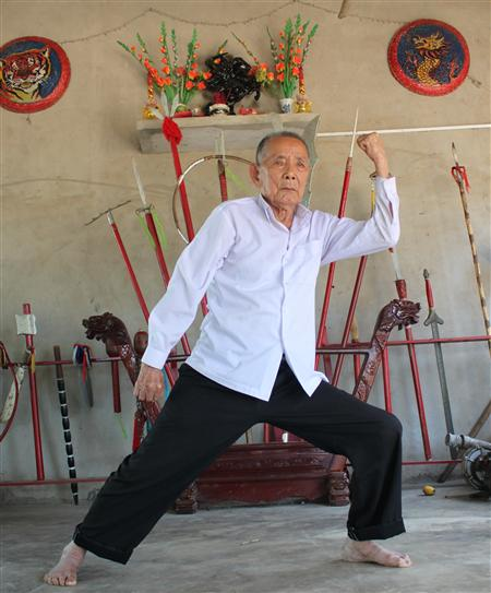 Vietnamese martial arts legend dies