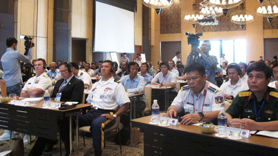 Asia-Pacific Security Conference opens in Danang