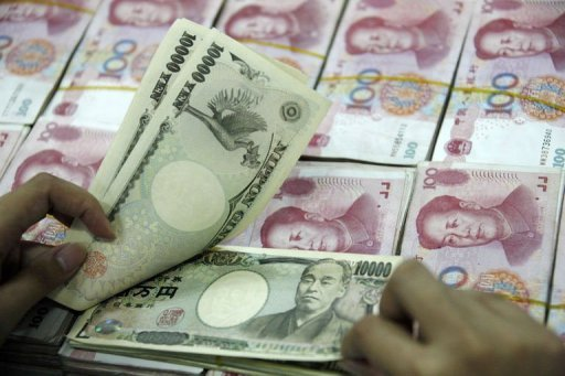 China and Japan begin direct currency trading