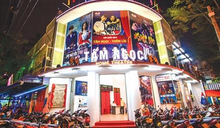 Art troupes seek more funds for theatres