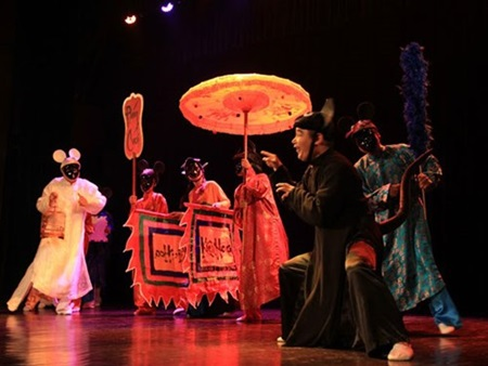 Vietnamese actors to perform in Malaysian festival