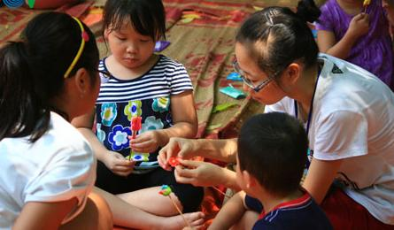 Parents try to revive traditional Mid-autumn Festival