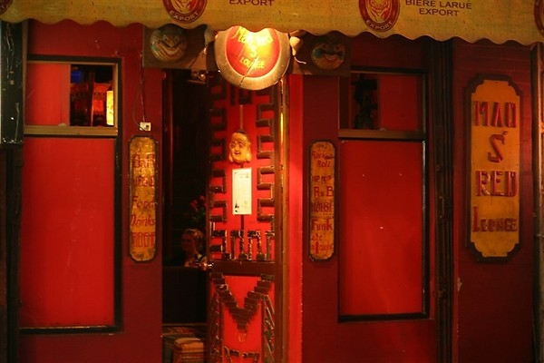 No blues at Mao's Red Lounge