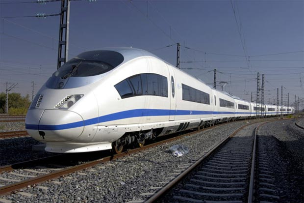 Obama wants nationwide high-speed rail system