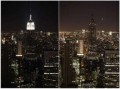 World's iconic sites go dark to fight global warming