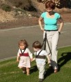 Should children be put on leashes?