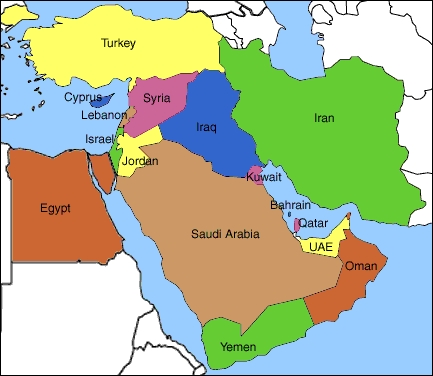 Arab world in turmoil as US becomes increasingly isolated
