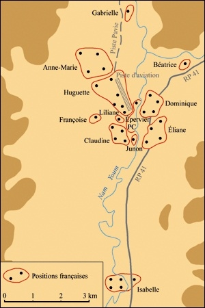 Dien Bien Phu Vietnam Map.Tunnels And Trenches Dtinews Dan Tri International The News