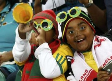 Africa savours first win but tragedy tinges World Cup