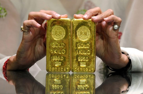 Gold Prices In Vietnam Slid By Vnd100 000 A Tael Over The Previous Day To Below Vnd28 Million 1 2 Ounces On June 15 Amid Corrections Within