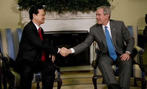 From enemies to allies: 15 years of U.S. and Vietnam relations