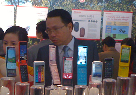 Mobile data to drive Southeast Asian telecom sector: report