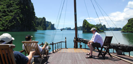 Vietnam's first luxury tour operator now offers luxury romance packages