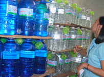 Bottled water market's revenue streams unclog, says study