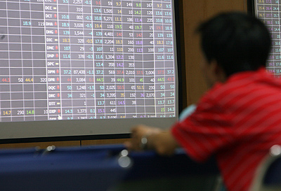 Tam back on top of stock exchange