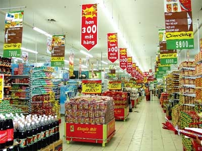 Vietnam's retail sales hit US$78 billion in 2010