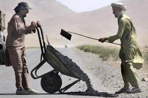 New 'Silk Road' eyed for Afghanistan